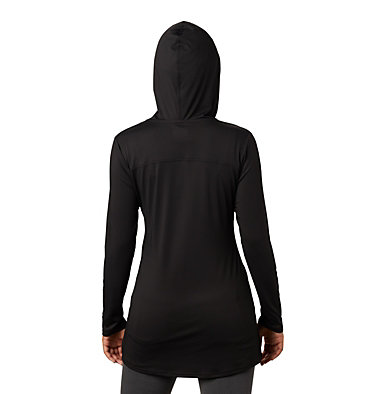 Tunique à capuchon Chill River™ pour femme Chill River™ Hooded Tunic | 847 | XS, Black, back