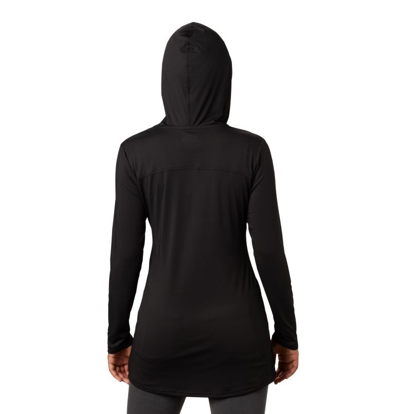Chill River™ Hooded Tunic | 010 | XL Women's Chill River™ Hooded Tunic, Black, back
