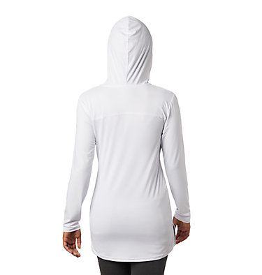 Tunique à capuchon Chill River™ pour femme Chill River™ Hooded Tunic | 847 | XS, White, back