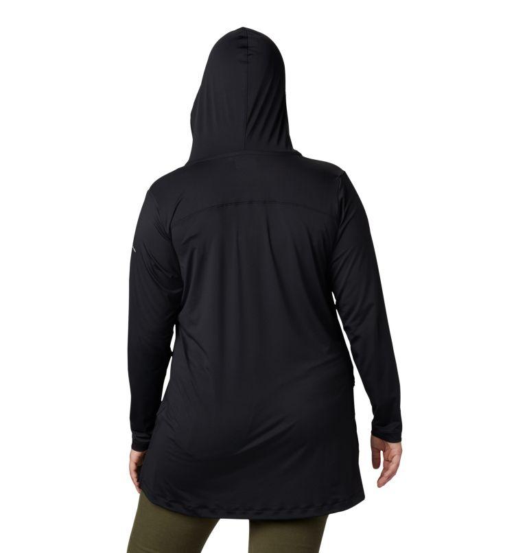 Women's Chill River™ Hooded Tunic - Plus Women's Chill River™ Hooded Tunic - Plus, back