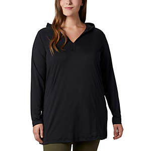 Women's Chill River™ Hooded Tunic - Plus
