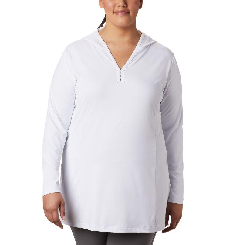Tunique à capuchon Chill River™ pour femme – Grandes tailles Tunique à capuchon Chill River™ pour femme – Grandes tailles, front
