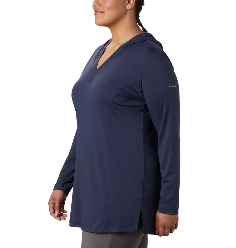 Women's Chill River™ Hooded Tunic - Plus Women's Chill River™ Hooded Tunic - Plus, a1