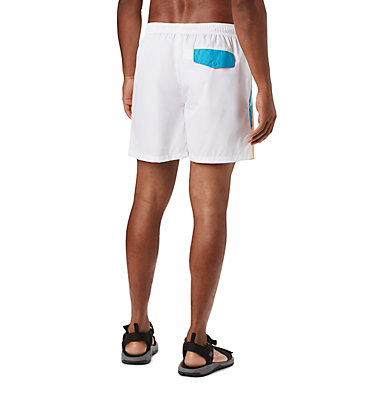 Men's Columbia Riptide™ Shorts Riptide™ Short | 100 | L, White, back