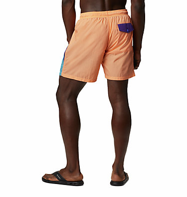 Men's Columbia Riptide™ Shorts Riptide™ Short | 100 | L, Bright Nectar, back