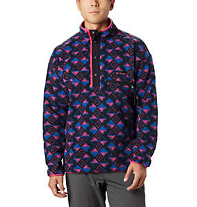 Men's Helvetia™ Half-Snap Fleece Pullover