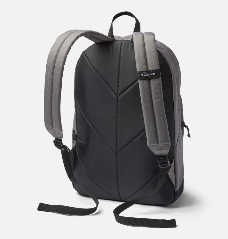 Zigzag™ 22L Backpack | 023 | O/S Zigzag™ 22L Backpack, City Grey, Black, back