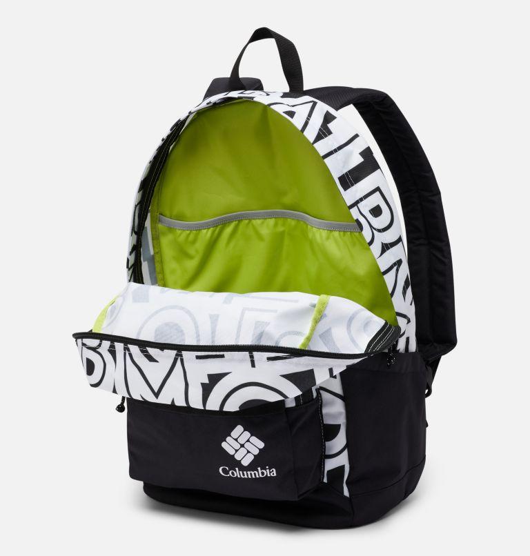Zigzag™ 22L Backpack | 100 | O/S Zigzag™ 22L Backpack, White Typo, Black, a2