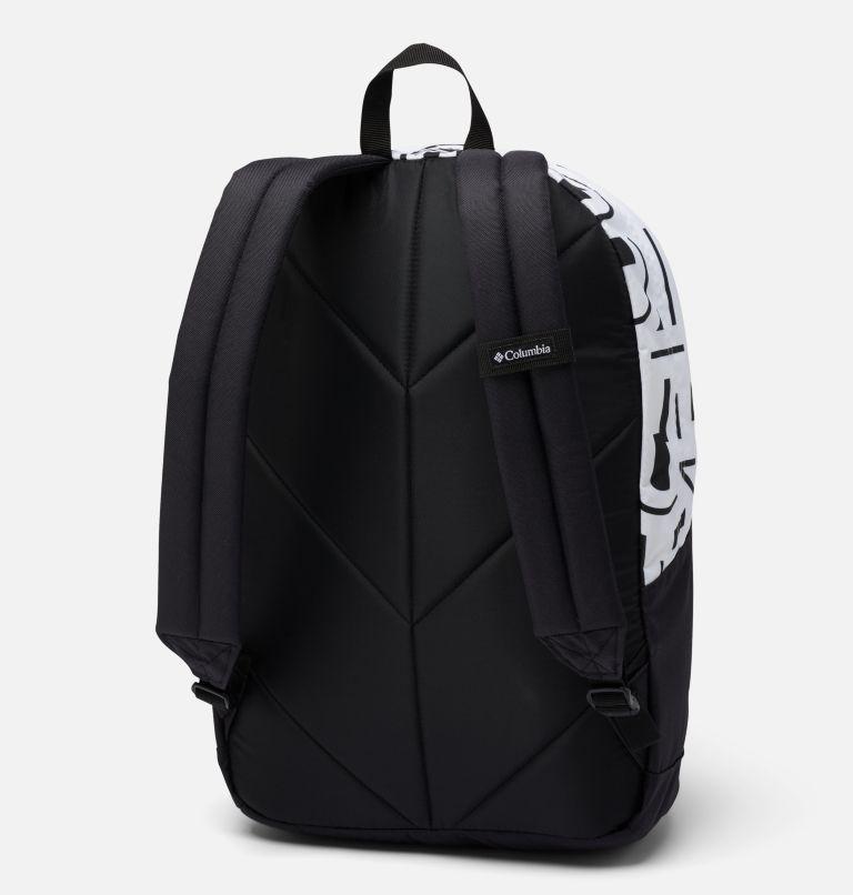 Zigzag™ 22L Backpack | 100 | O/S Zigzag™ 22L Backpack, White Typo, Black, back