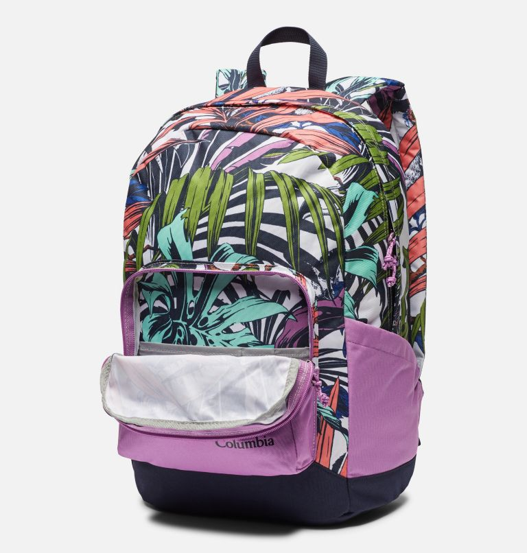 Zigzag™ 22L Backpack | 101 | O/S Zigzag™ 22L Backpack, White Toucanical, Blossom Pink, a1