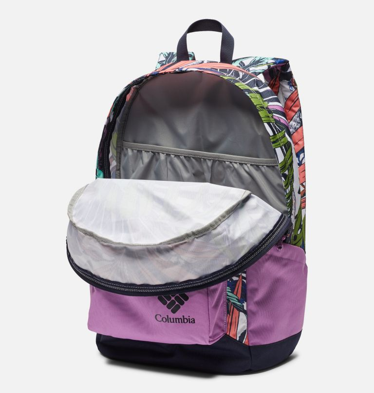 Zigzag™ 22L Backpack | 101 | O/S Zigzag™ 22L Backpack, White Toucanical, Blossom Pink, a2