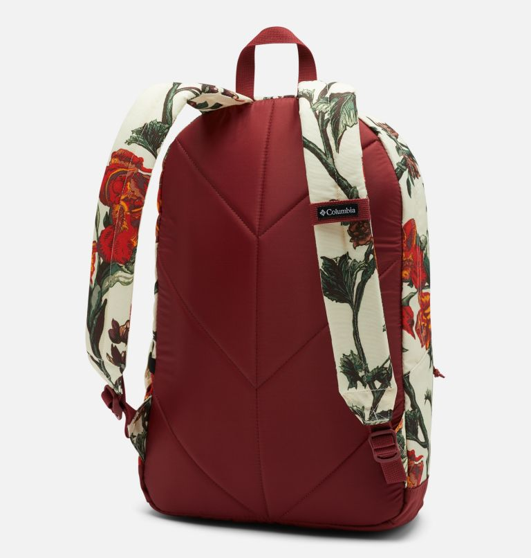 Zigzag™ 22L Backpack | 191 | O/S Zigzag™ 22L Backpack, Chalk Botanica, back