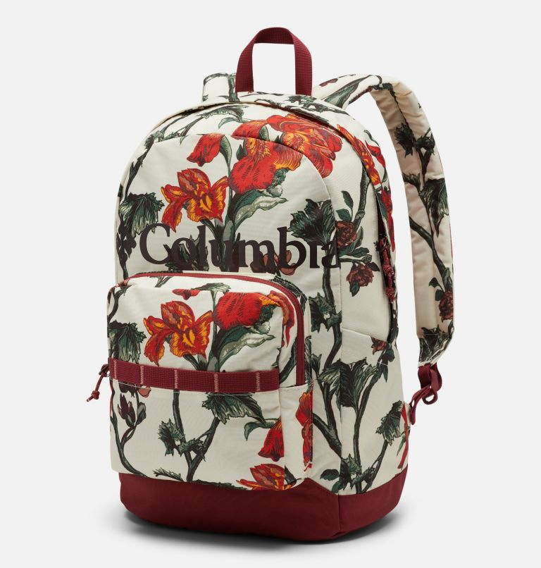 Zigzag™ 22L Backpack | 191 | O/S Zigzag™ 22L Backpack, Chalk Botanica, front