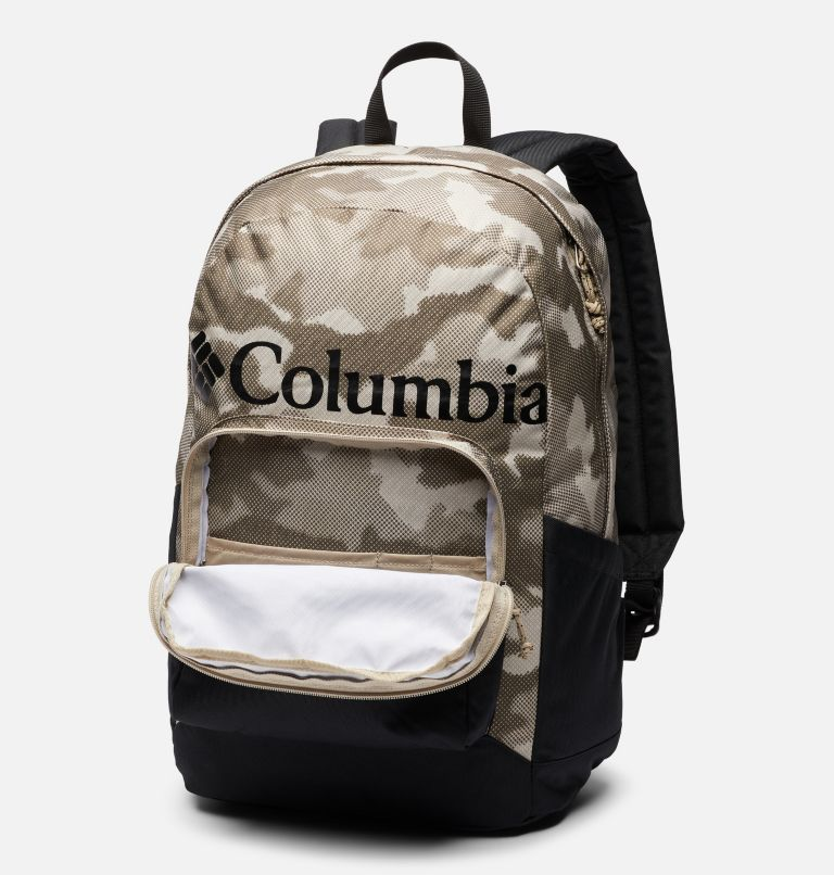 Zigzag™ 22L Backpack | 271 | O/S Zigzag™ 22L Backpack, Ancient Fossil Spotted Camo, Black, a1