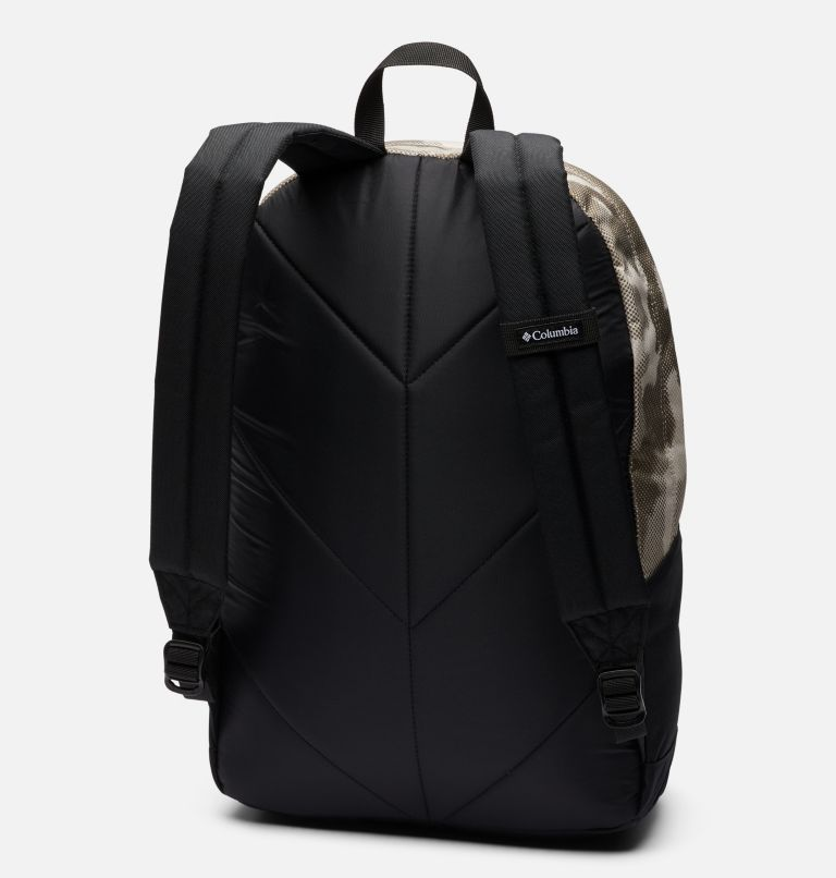 Zigzag™ 22L Backpack   271   O/S Sac à dos 22L Zigzag™, Ancient Fossil Spotted Camo, Black, back
