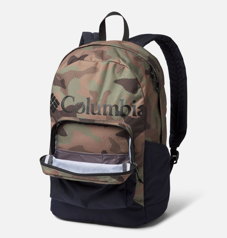 Zigzag™ 22L Backpack | 316 | O/S Sac à dos 22L Zigzag™, Cypress Camo, Black, a1
