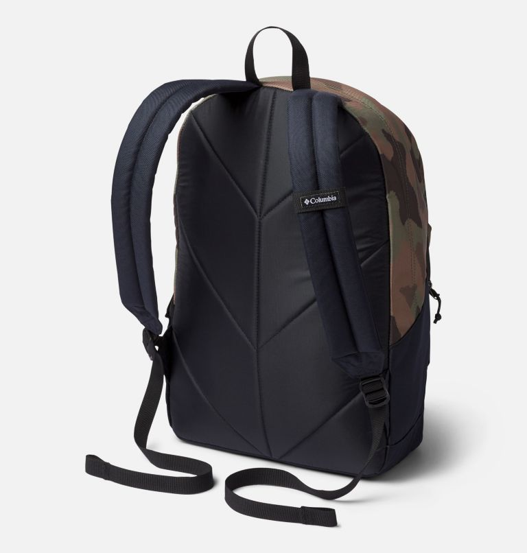 Zigzag™ 22L Backpack | 316 | O/S Zigzag™ 22L Backpack, Cypress Camo, Black, back