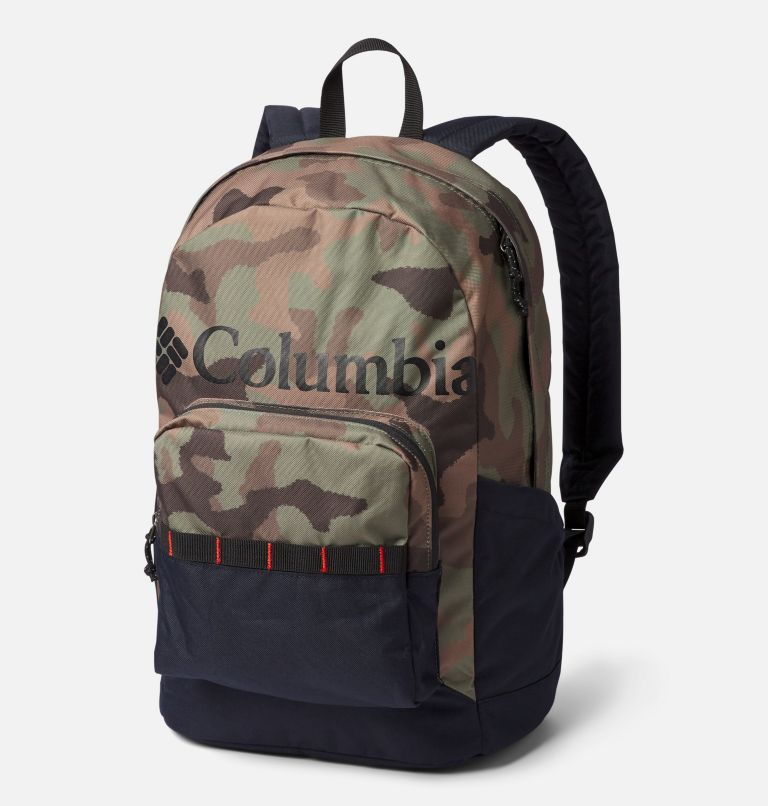 Zigzag™ 22L Backpack | 316 | O/S Zigzag™ 22L Backpack, Cypress Camo, Black, front