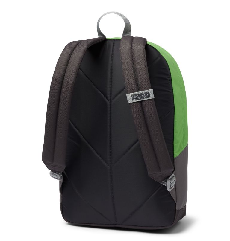 Zigzag™ 22L Backpack   349   O/S Zigzag™ 22L Backpack, Green Boa, City Grey, back