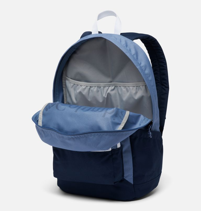 Zigzag™ 22L Backpack | 449 | O/S Zigzag™ 22L Backpack, Bluestone, Collegiate Navy, a1