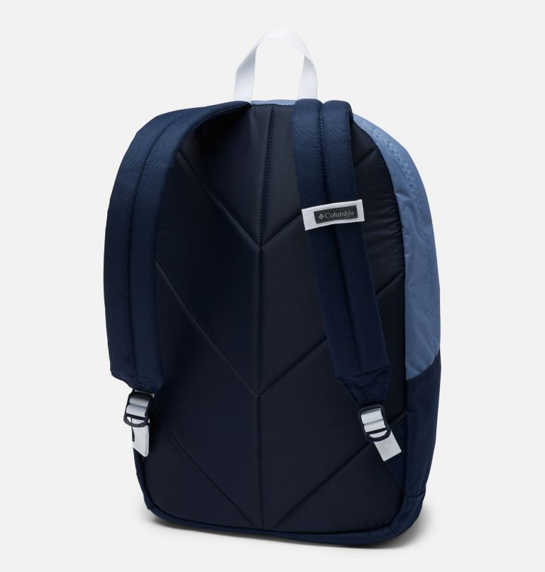 Zigzag™ 22L Backpack | 449 | O/S Zigzag™ 22L Backpack, Bluestone, Collegiate Navy, back