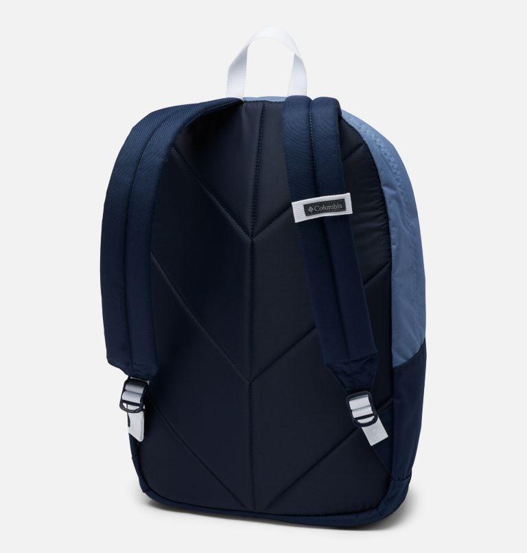 Zigzag™ 22L Backpack   449   O/S Zigzag™ 22L Backpack, Bluestone, Collegiate Navy, back