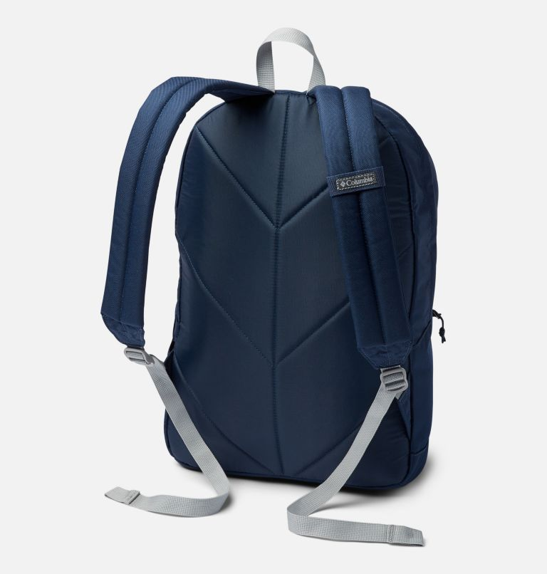 Zigzag™ 22L Backpack   464   O/S Zigzag™ 22L Backpack, Collegiate Navy, back
