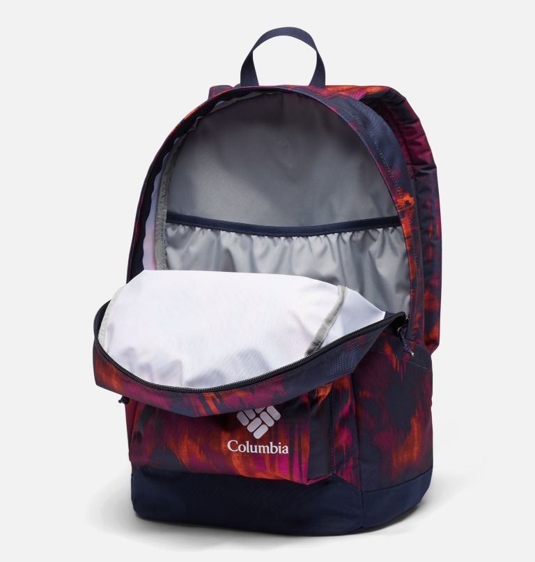 Zigzag™ 22L Backpack   473   O/S Zigzag™ 22L Backpack, Dark Nocturnal Folk Blur Print, a1