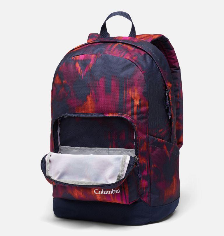 Zigzag™ 22L Backpack   473   O/S Zigzag™ 22L Backpack, Dark Nocturnal Folk Blur Print, a2