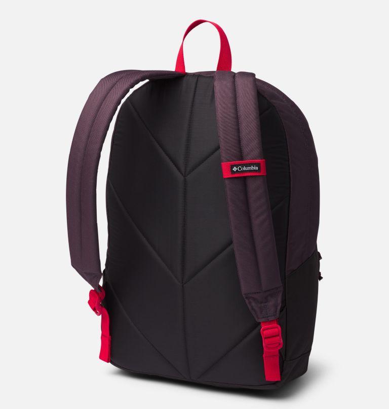 Zigzag™ 22L Backpack | 511 | O/S Zigzag™ 22L Backpack, Dark Purple, Black, back