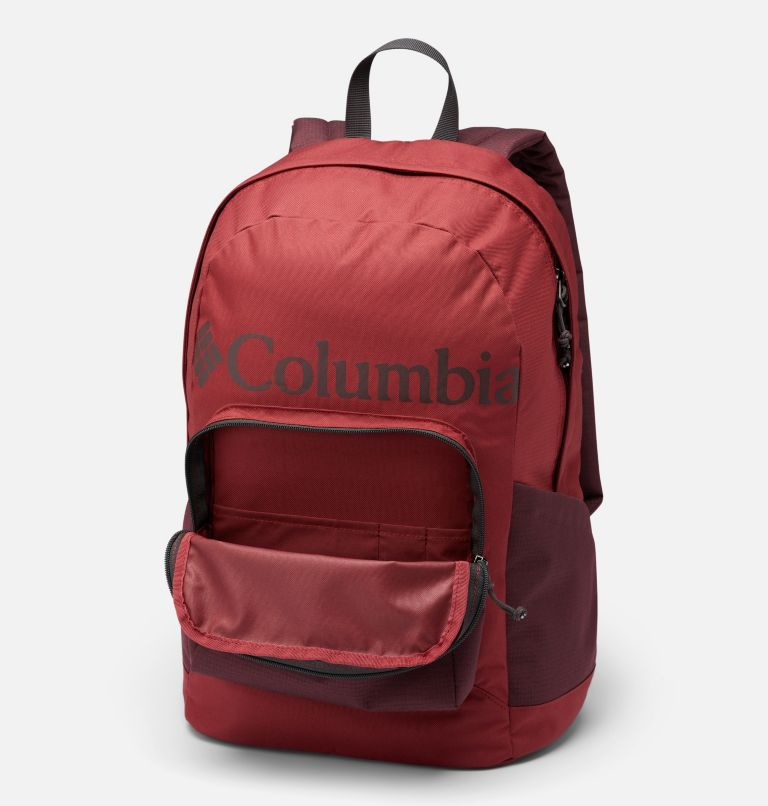 Zigzag™ 22L Backpack   619   O/S Zigzag™ 22L Backpack, Marsala Red, Malbec, a2