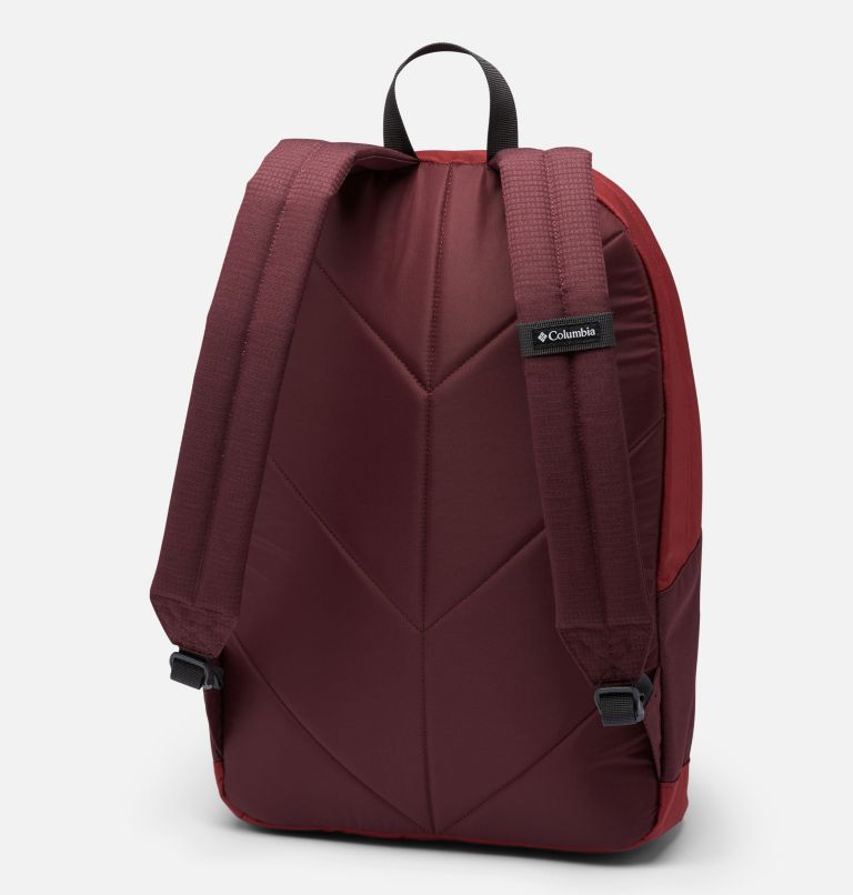 Zigzag™ 22L Backpack | 619 | O/S Zigzag™ 22L Backpack, Marsala Red, Malbec, back