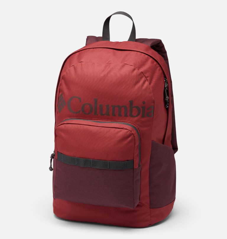 Zigzag™ 22L Backpack   619   O/S Zigzag™ 22L Backpack, Marsala Red, Malbec, front