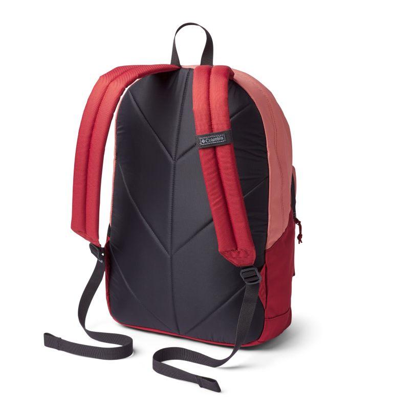 Zigzag™ 22L Backpack | 648 | O/S Zigzag™ 22L Backpack, Cedar Blush, Dusty Crimson, back