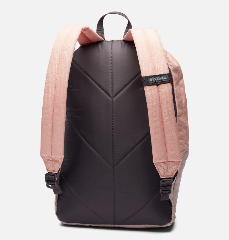 Zigzag™ 22L Backpack   672   O/S Zigzag™ 22L Backpack, Faux Pink, Mauve Vapor, back