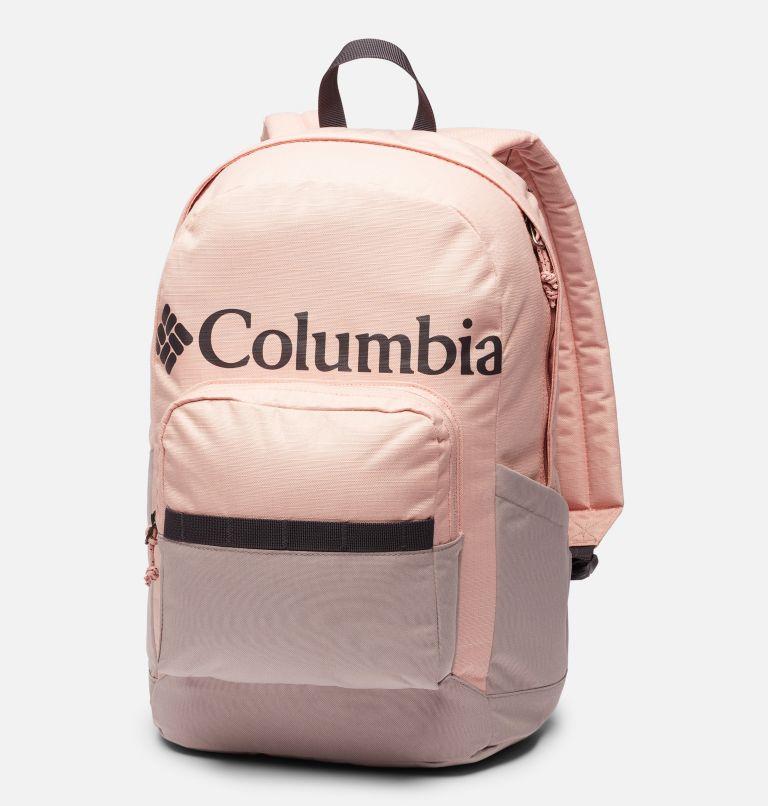 Zigzag™ 22L Backpack   672   O/S Zigzag™ 22L Backpack, Faux Pink, Mauve Vapor, front