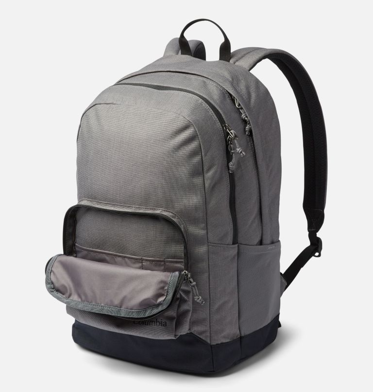 Zigzag™ 30L Backpack | 023 | O/S Zigzag™ 30L Backpack, City Grey Heather, Black, a1