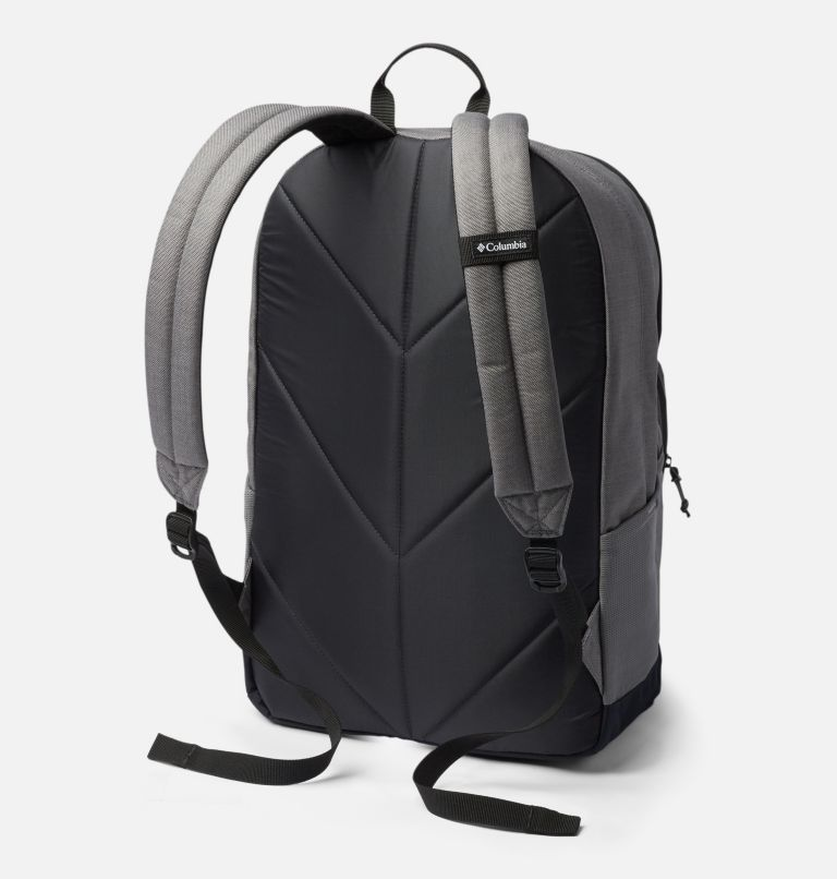 Zigzag™ 30L Backpack | 023 | O/S Zigzag™ 30L Backpack, City Grey Heather, Black, back