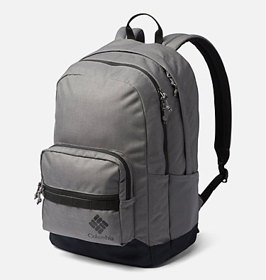 Sac à dos 30L Zigzag™ Zigzag™ 30L Backpack | 023 | O/S, City Grey Heather, Black, front