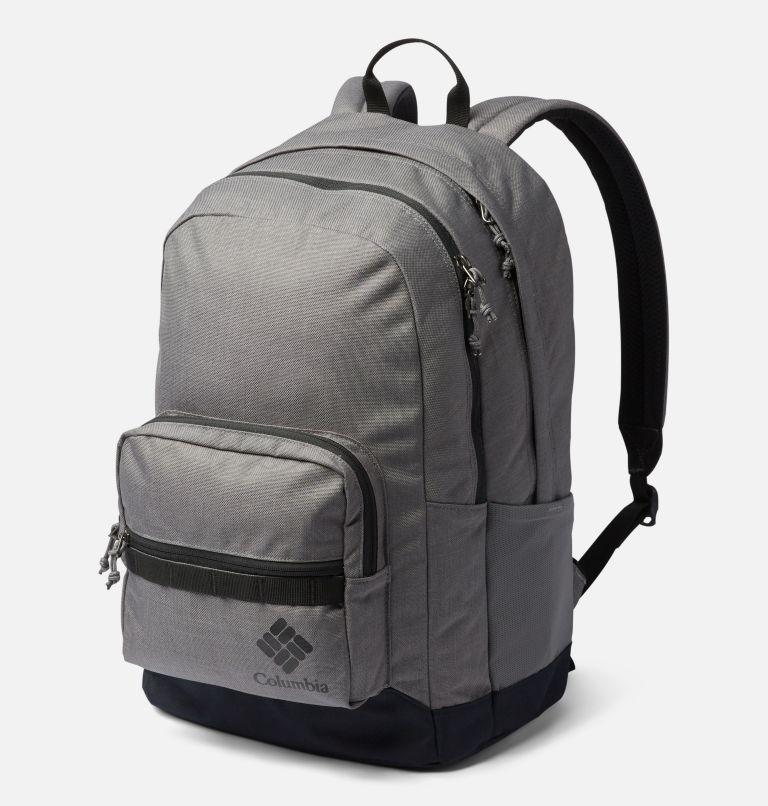 Zigzag™ 30L Backpack | 023 | O/S Zigzag™ 30L Backpack, City Grey Heather, Black, front