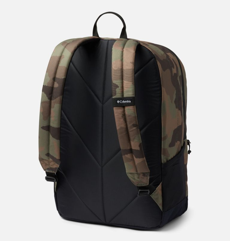 Zigzag™ 30L Backpack   316   O/S Zigzag™ 30L Backpack, Cypress Camo, Black, back