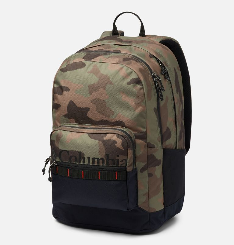 Zigzag™ 30L Backpack   316   O/S Zigzag™ 30L Backpack, Cypress Camo, Black, front