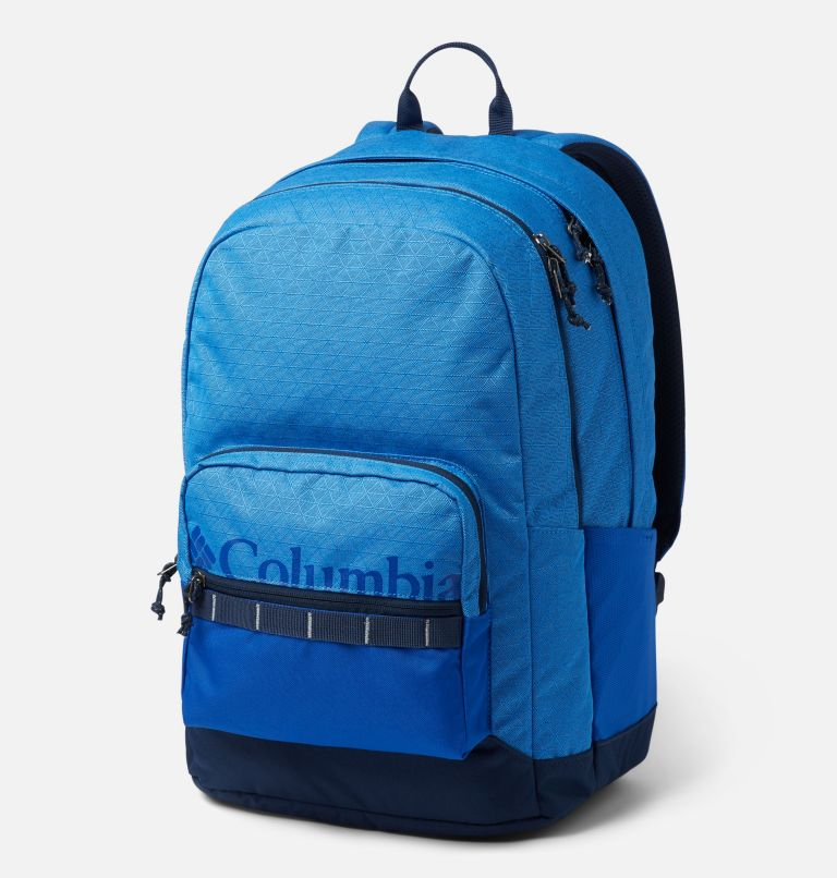 Zigzag™ 30L Backpack | 463 | O/S Zigzag™ 30L Backpack, Azure Blue, Azul, front