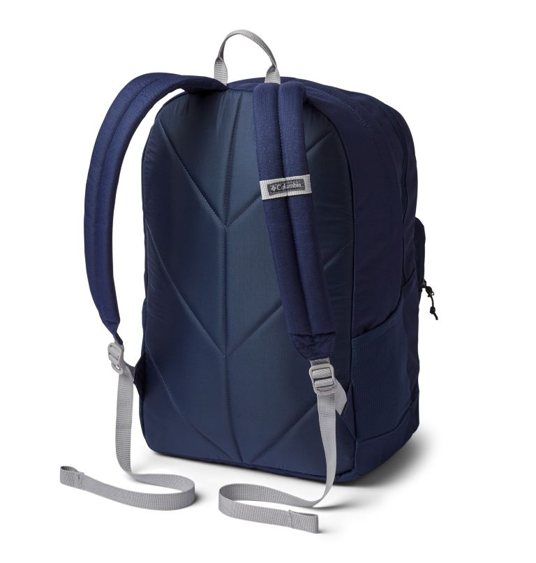 Zigzag™ 30L Backpack | 464 | O/S Zigzag™ 30L Backpack, Collegiate Navy, back