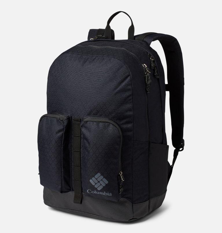 Zigzag™ 27L Backpack   010   O/S Zigzag™ Rucksack, 27 Liter, Black, front