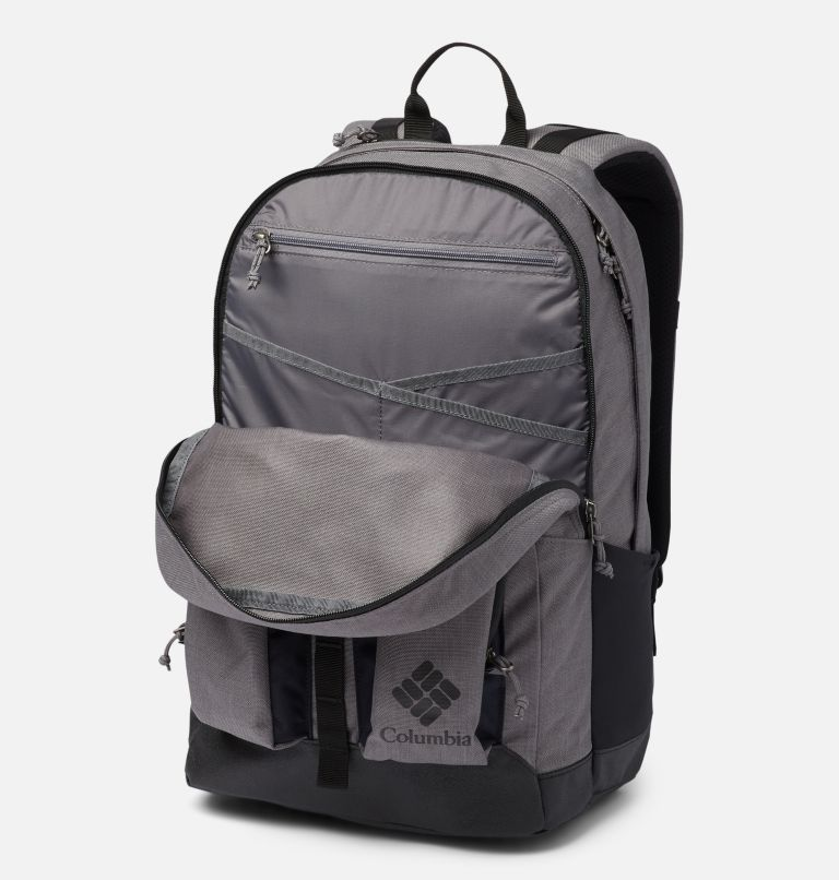 Zigzag™ 27L Backpack | 023 | O/S Zigzag™ 27L Backpack, City Grey Heather, Black, a1