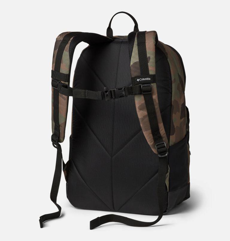 Zigzag™ 27L Backpack   316   O/S Zigzag™ 27L Backpack, Cypress Camo, Black, back