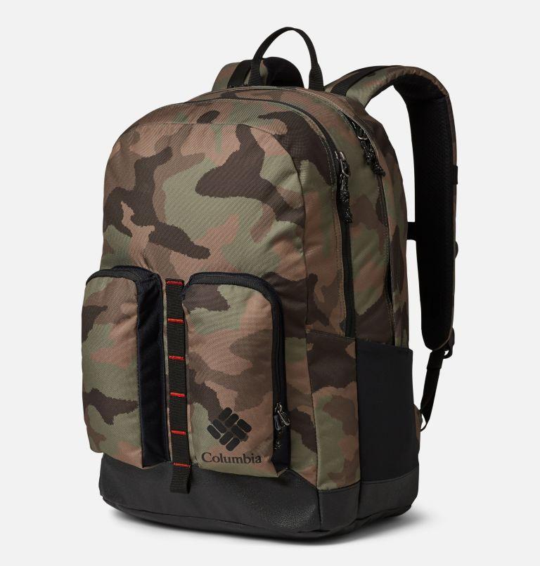Zigzag™ 27L Backpack   316   O/S Zigzag™ 27L Backpack, Cypress Camo, Black, front