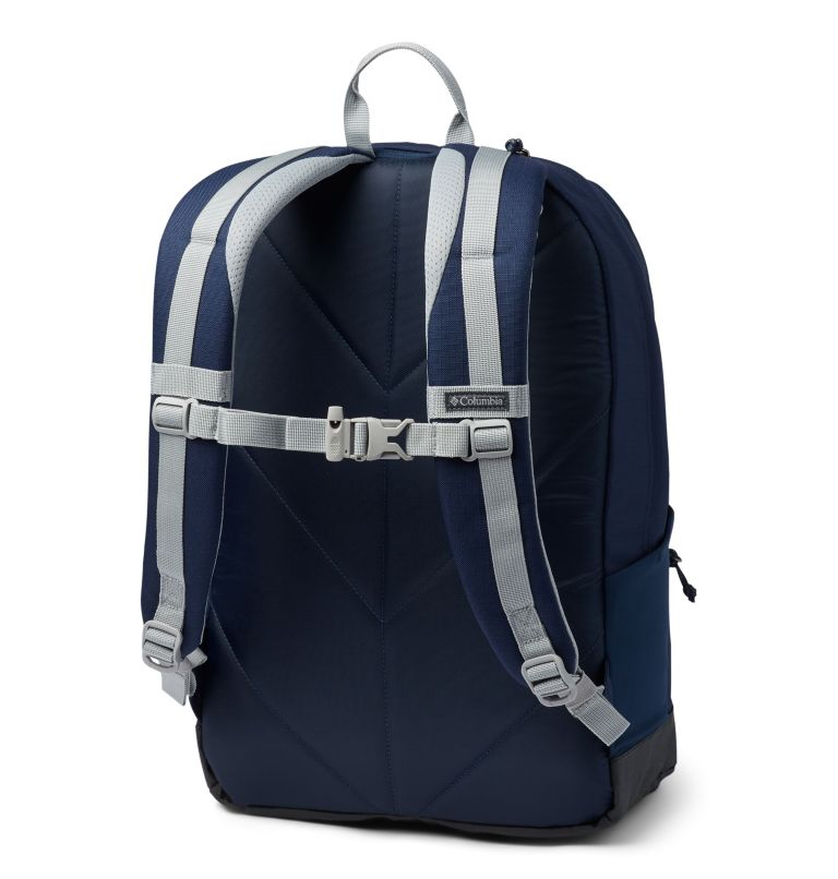 Zigzag™ 27L Backpack | 464 | O/S Zigzag™ 27L Backpack, Collegiate Navy, back