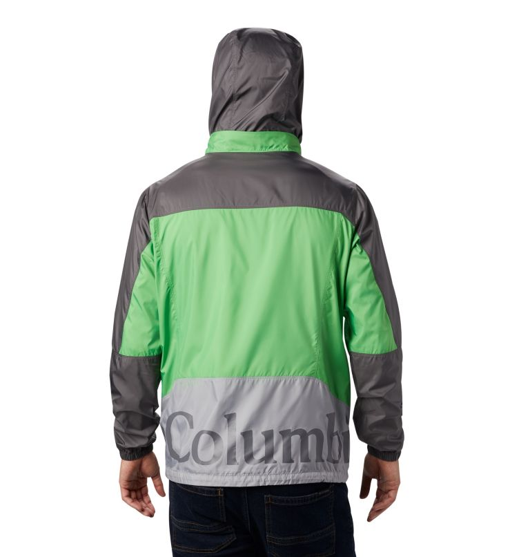 Men's Point Park™ Windbreaker Men's Point Park™ Windbreaker, back